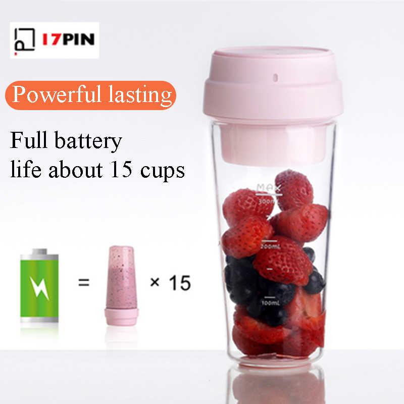 Xiaomi espremedor de frutas copo smoothie liquidificador ikohs portátil liquidificador misturador processador de alimentos liquidificador xiaomi exprimidor biolomix 5