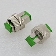 1 шт Новый Регулируемый адаптер из оптического волокна sc/apc