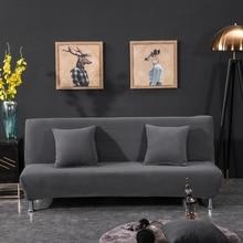 Jacquard Stoff Sofa Bett Abdeckung Klapp Sofa Sitz Hussen Stretch Deckt Couch Protector Elastische Futon Bank Abdeckungen Für Hause