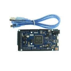 1 шт. KJ292 из-за R3 доска SAM3X8E 32-битный ARM Cortex-M3 / Mega2560 R3 Duemilanove 2013 для Arduino DUE R3 доска