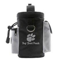 Закуски для домашних животных сумка для угощений поясная сумка Собака Кошка ловкость послушание тренировочная Приманка Держатель