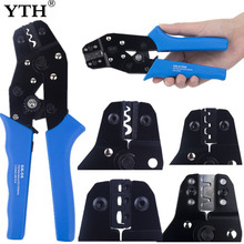 YTH crimping pliers SN-48B SN-28B SN-01BM wire crimper terminal press tool clamps electrician crimp nippers