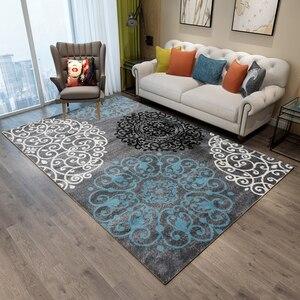 Image 3 -  Hot Sale Modern 3d Japanese style Wood Floor Rug For Living Room Non slip Antifouling Carpet For Bedroom Parlor Factory