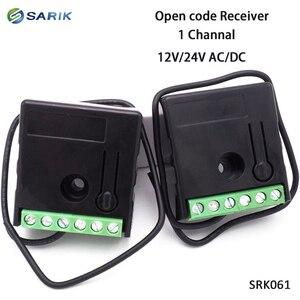 Image 2 - Mini rf sem fio interruptor de controle remoto 12 v 24 v 1 canal rf receptor 433mhz multi função