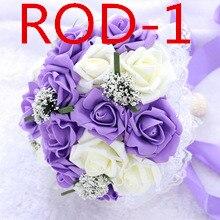 Wedding bridal accessories holding flowers 3303 ROD
