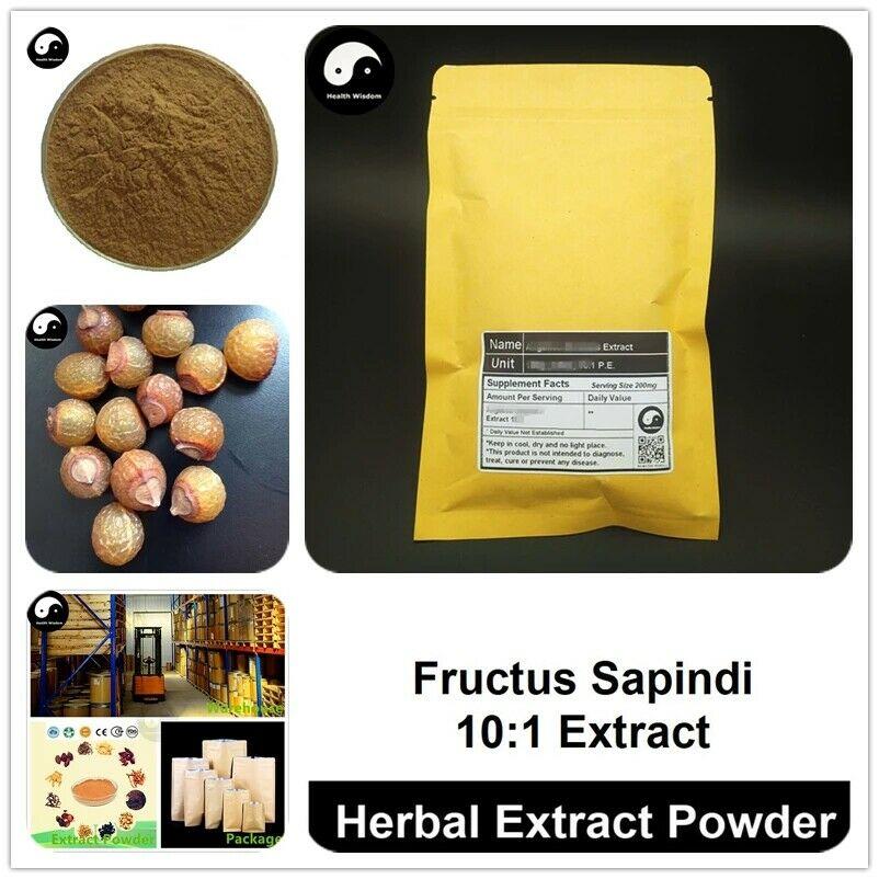 Fructus Sapindi Mukorossi Extract Powder, Soapberry P.E. 10:1, Sapindus Wu Huan