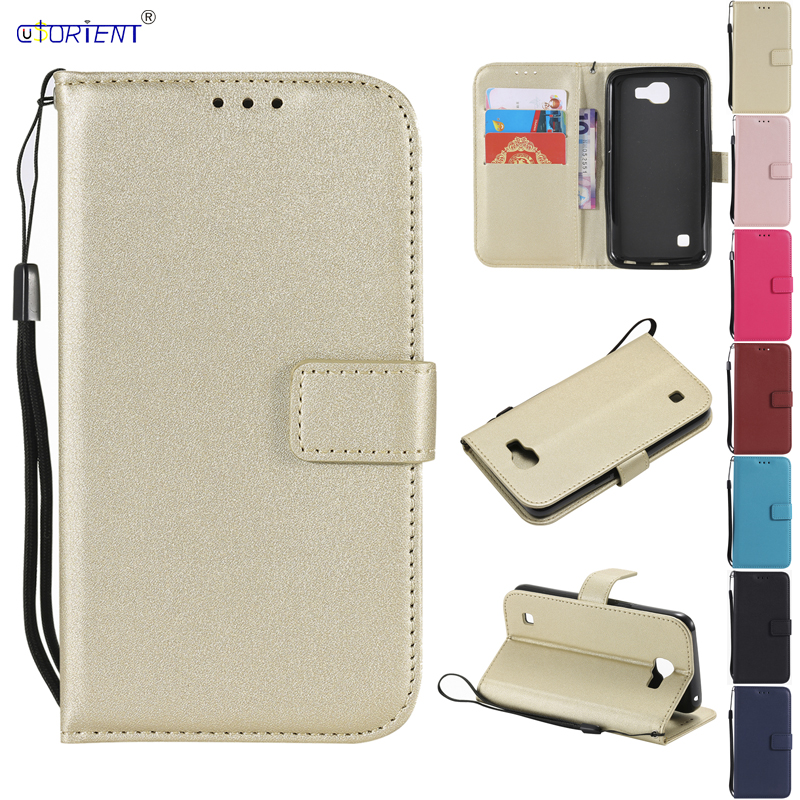 Flip Wallet Leather Case for <font><b>LG</b></font> K3 LTE <font><b>K100</b></font> K100DS LS450 Case Photo Frame Phone Cover for <font><b>LG</b></font> K 3 K 100 100DS DS <font><b>K100</b></font> Cases Funda image