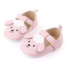 Infant Shoes First-Walkers Soft-Sole Newborn Toddler Girls Baby-Girl Cartoon Cute Non-Slip