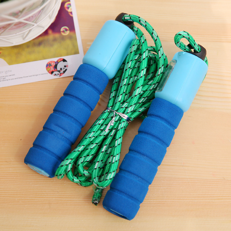 Electronic Counting Jump Rope Pattern Tiaoshen Rope Young STUDENT'S The Academic Test For The Junior High School Students Fitnes