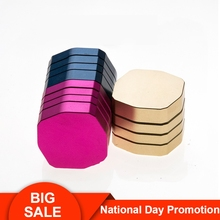 New Billiard Metal Chalk Holder Snooker Carrying Easy Holders Convenience Professional Accessories China