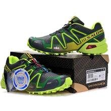 Speedcross-zapatillas para correr para hombre, zapatos deportivos para caminar, trotar, para deportes al aire libre, originales, de moda