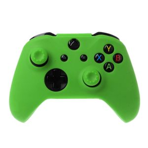 Image 3 - Protective Cover Cap Analog Thumb Sticks Grip Soft Silicone Case Anti Slip Waterproof for XBOX Ones Gamepad Controller