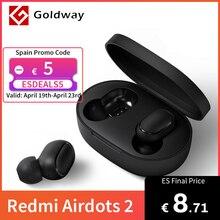 Earphone Headset Right Auto-Link Stereo Mi True Xiaomi Redmi Airdots-2 Wireless Bluetooth