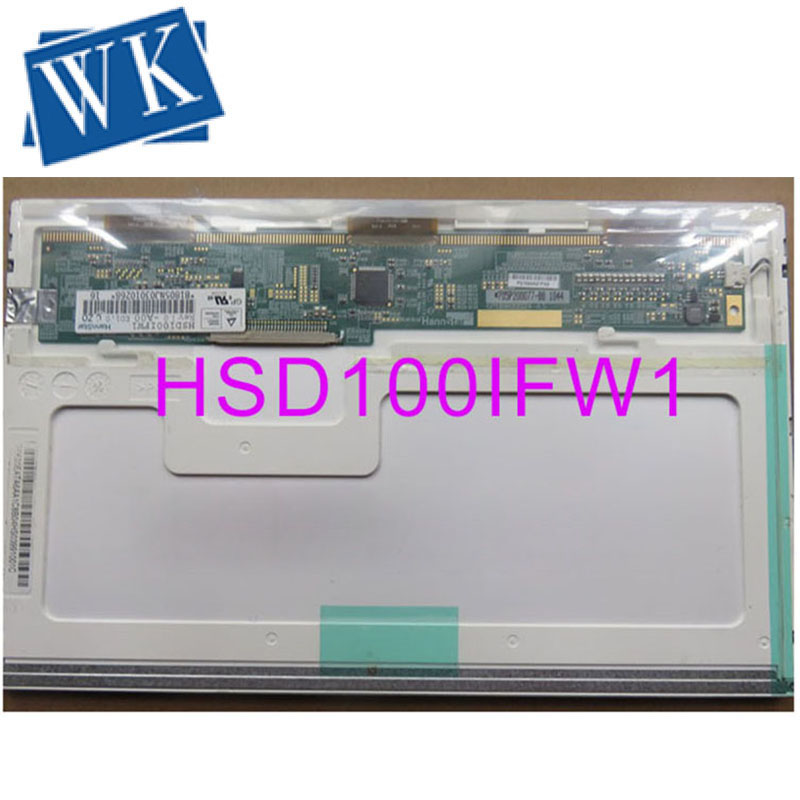 Free shipping 10 Laptop lcd screen HSD100IFW1 A00 A04 HSD100IFW1 HSD100IFW4 FOR ASUS EEE PCAsus EeePC 1000H notbook image