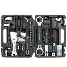 Box-Set Chain-Pedal Bike-Tools-Kit Bb-Wrench Bicycle Cycling-Multitool Pro 18-In-1 Hex-Key