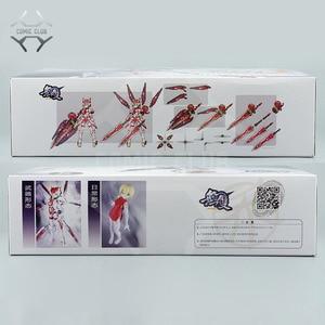 Image 5 - COMIC CLUB IN VOORRAAD Frame Armen Meisje XIAOQIAO Montage speelgoed actie robot Speelgoed Figuur