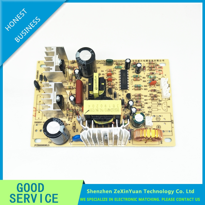SH6429C S126AM12/S126XF12 Original Refrigerating Board For Cooling Main Board Of Water Dispenser