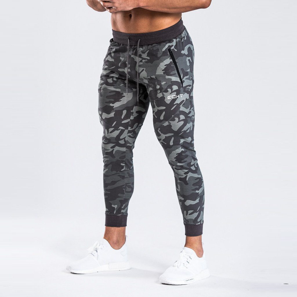 Pantalon Deportivo Hombre Men Joggers Sweatpants Casual Camouflage Trousers Men Fitness Pants Gym Clothing Calca Masculina