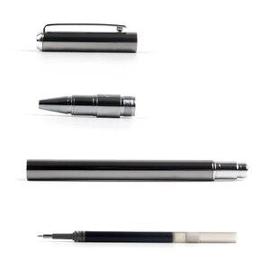 Image 2 - 2018 일본 브랜드 Pentel BL625 금속 펜 서명 펜 비즈니스 선물 학교 편지지 사무 용품