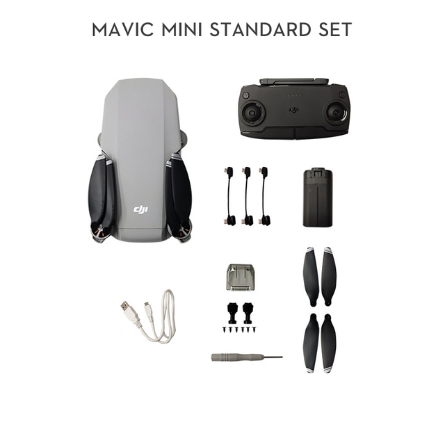 DJI Mavic Mini drone with original 2.7k camera