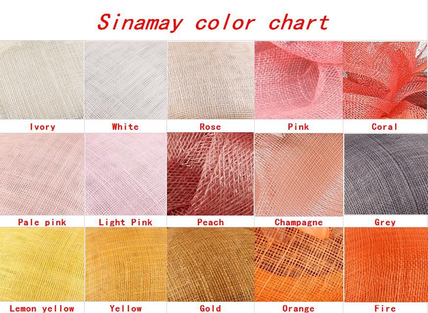 new sinamay color chart 1