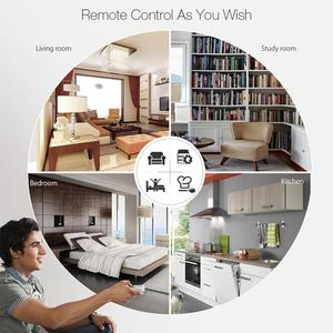 Image 2 - 433MHz Smart Home Plug Wireless Power Outlets Light Switch Socket France EU UK Electrical Plug With Remote Control