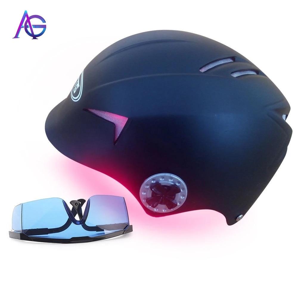 Portable High Quality Led Light Hair Regrowth Helmet