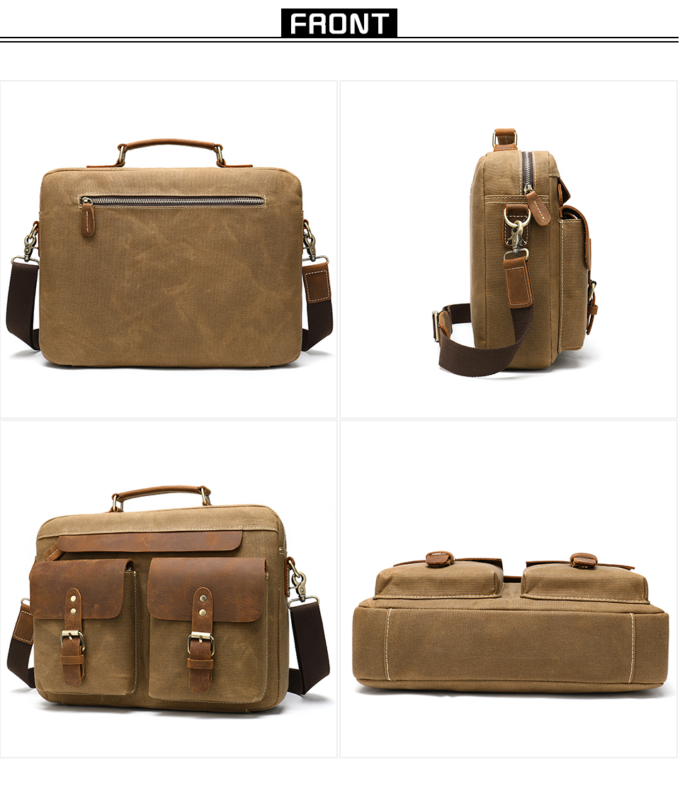 H4f4226aaa0674b448f2a7a2474ccda55S WESTAL Men Briefcases Men's Bag Genuine Leather Business Office Bags for Men Laptop Bag Leather Briefcases Male Lawyer Bags
