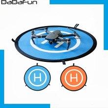 PGYTECH-almohadilla de aterrizaje de plegado rápido para Dron, accesorios universales para DJI MAVIC PRO/Spark/Phantom3 4/Air 2/DJI Mini 2, 75CM