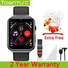 Torntisc LEM10 1.88 Inch Ips Full Touch Screen 4G Smart Horloge Android 3 + 32G Wifi 200M front Camera Smartwatch Gps Voor Mannen Vrouwen(China)