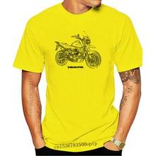 New 2019 Fashion T Shirt Men Summer Style Shirt Italian Classic Motorcycle Fans V85D 2019 Inspired Motorcycle Artt Shirt Custom