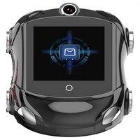 Children smart watch cartoon car smartphone call wristwatch HD camera GPS positioning waterproof 4G smartwatch sports wristband
