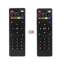 IR Telecomando di Ricambio Controller Per Android TV Box H96 pro +/M8N/M8C/M8S/V88 /X96/MXQ/T95N/T95X/T95