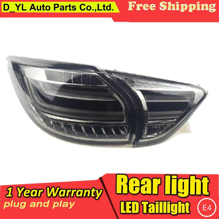 Rear Fog Light Tail Bumper Light Lamp Right for Mazda CX-5 2013-2015