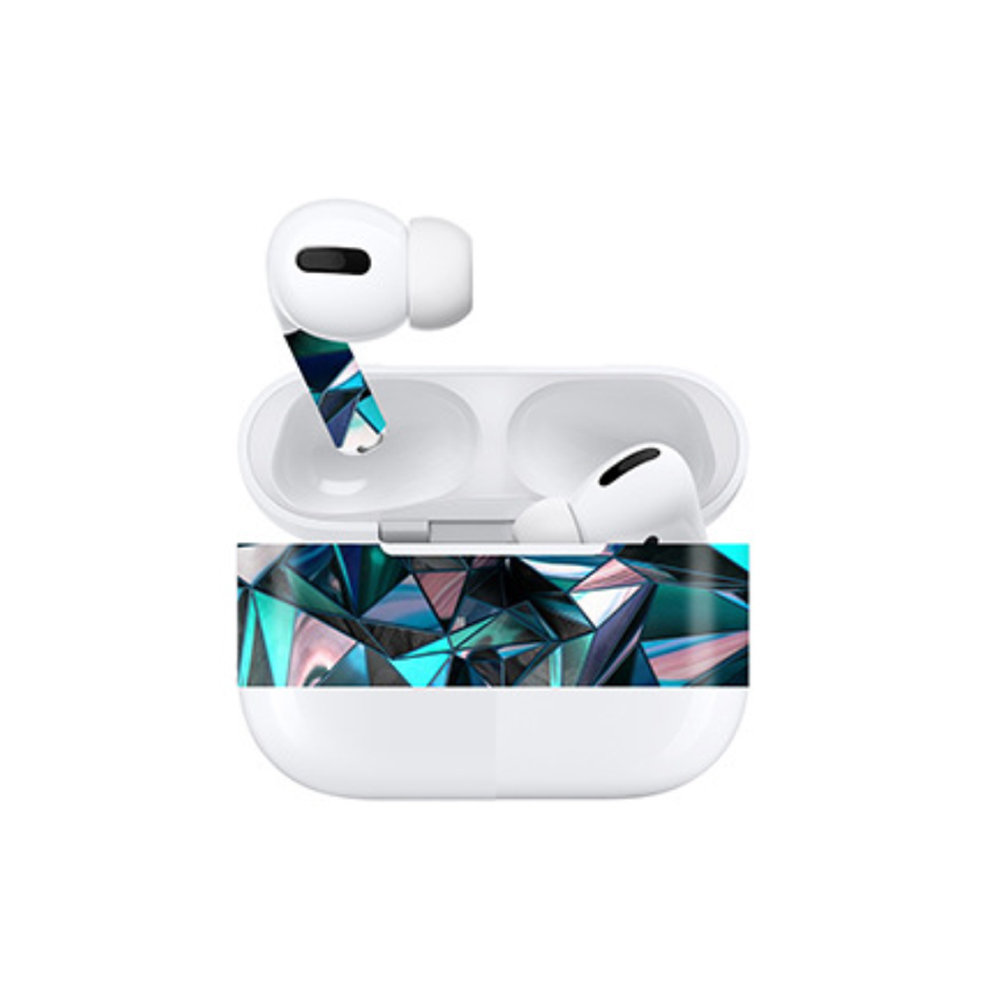 Camouflage Color Dust Guard for AirPods Pro 39