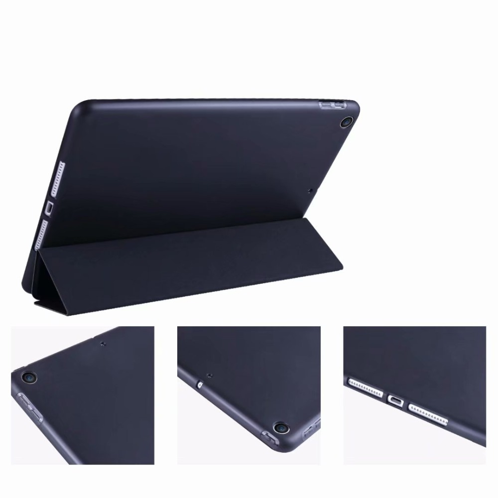 Case Tablet TPU light 10.2 For 2 Soft Case Slim Cover 10 For iPad Ipad Tri-fold Smart