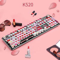 2020 New Wired 104 Keys Punk Usb Mechanical Metal Gamer Gaming Lipstick Keyboard Laptop For Tablet Computer accessories laptop