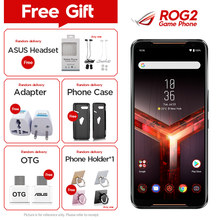 "2019New Asus ROG Telefon II ZS660KL Handy 12GB 512GB Snapdragon855 + 6,59 ""1080x2340P 6000mAh 48MP NFC Android9.0 ROG Telefon 2(China)"