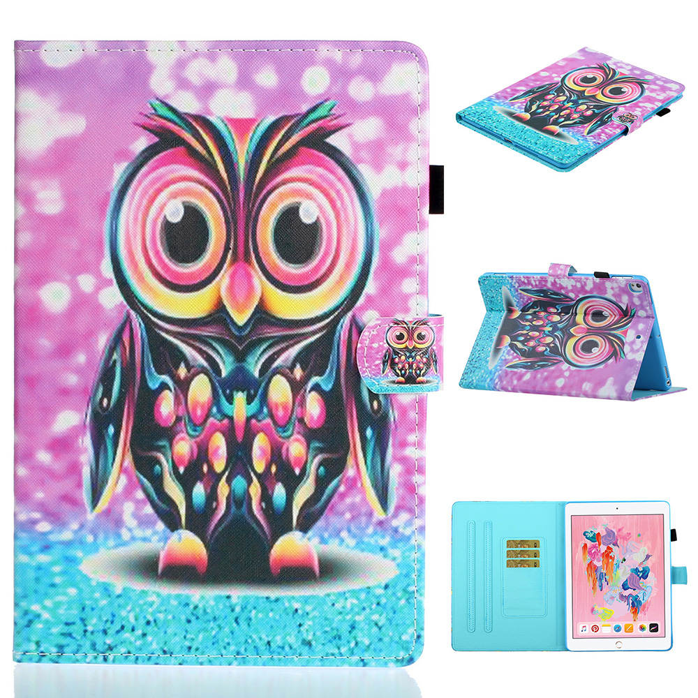 A2200 Cover Cute Case iPad 2019 Case Tablet For iPad Generation For 7th 10.2