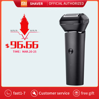 Xiaomi Electric Shaver electric Razor Five Blade Head Dry Wet Shaving Smart USB Rechargeable mijia Waterproof Razor men machine