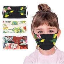 Protectoras-Masks Maske Mascarillas Halloween Cosplay Washable Child for Ninos Caretas