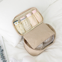 New Women's Bra Underwear Travel Bag Waterproof  Travel Socks Cosmetics Drawer Organizer Wardrobe Closet Clothes Pouch