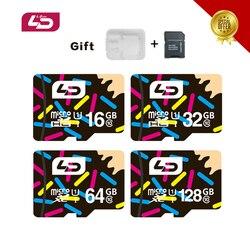 بطاقة ذاكرة ميكرو 32 جيجا فئة 10 16 جيجا/64 جيجا/128 جيجا فئة 10 UHS-1 8 جيجا فئة 6 بطاقة ذاكرة ميكرو ذاكرة ميكرو للهواتف الذكية