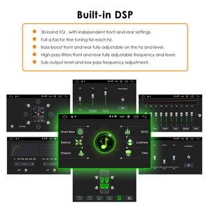 Image 3 - Samochodowy odtwarzacz multimedialny GPS Android 10.0 2 Din dla VW/Volkswagen/POLO/PASSAT/Golf Radio kamera 4 rdzeń 2GB + 16GB odtwarzacz DVD DSP IPS