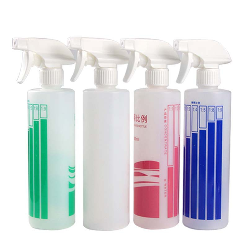 500 Ml Large Spray Pot Home Care Home Clean Matching Bottle Dilution Spray Bottle - Random Color