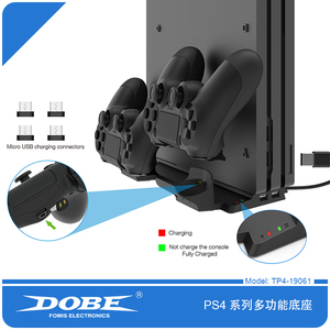 Image 5 - Dobe TP4 19061 Multifunction Stand HUB Charging Stand for PS4/PS4 Slim/PS4 PRO