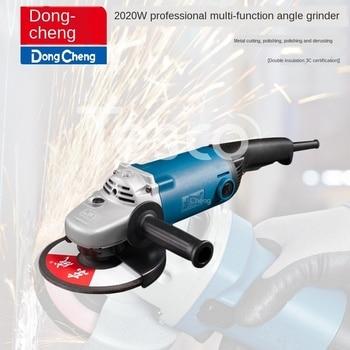 Angle grinder S1M-FF-180A high power cutting grinding polishing machine hand wheel grinding 6 inch power tool недорого