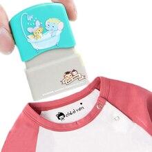 Diy-Seal Name-Sticker Customized Baby Waterproof School Kindergarten Primary
