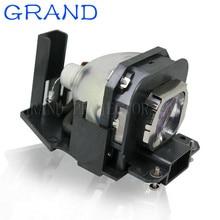 ET-LAX100 Конкурентная прожекторная лампа с корпусом для цифрового фотоаппарата PANASONIC PT-AX100E/AX200E PT-AX200 PT-AX200U/AX100U/PT-AX200U HAPPY БАТЭ