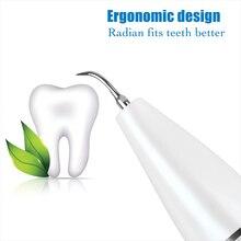 Перезаряжаемый стоматологический очиститель с сенсорным экраном